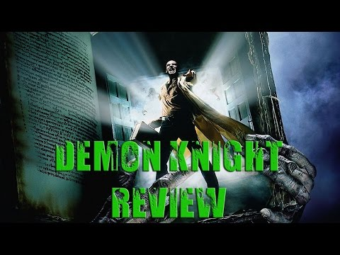 Demon Knight – Horror Movie Review