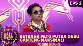 DUH GANTENG!! Betrand Peto Putra Onsu Duet Sama Sobat Ambyar Mancanegara - Kontes KDI 2020 (10/8)