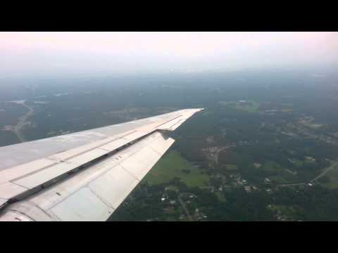 Delta Airlines - Piedmont Triad International Airport 2013