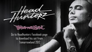 Headhunterz - Live at Q-dance @ Tomorrowland 2012