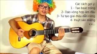 [Học guitar] Bài 8 CHIẾC ĐÈN ÔNG SAO
