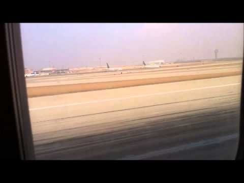 Egyptair Business Class Cairo to Madrid