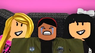 SLEEPOVER -Part 1 (ROBLOX STORY)