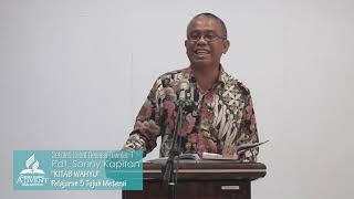 Sekolah Sabat Dewasa Triwulan 1 2019 Pelajaran 5 Tujuh Meterai - Pdt. Sonny Kapitan