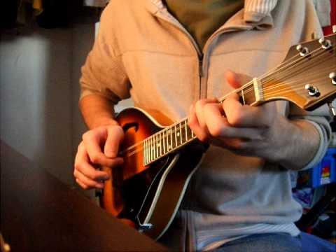 Winter Winds Mandolin Play Along Youtube