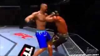 UFC Undisputed 2011 Real Gameplay