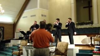 This song was performed during a service at First Baptist Church in...