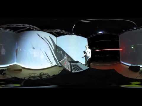 Bjørn Svin @ Radar 28.11.15 [360video]