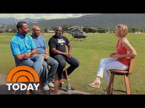 First-Ever Jamaican Bobsled Team: It Was Even Crazier Than 'Cool Runnings' | TODAY
