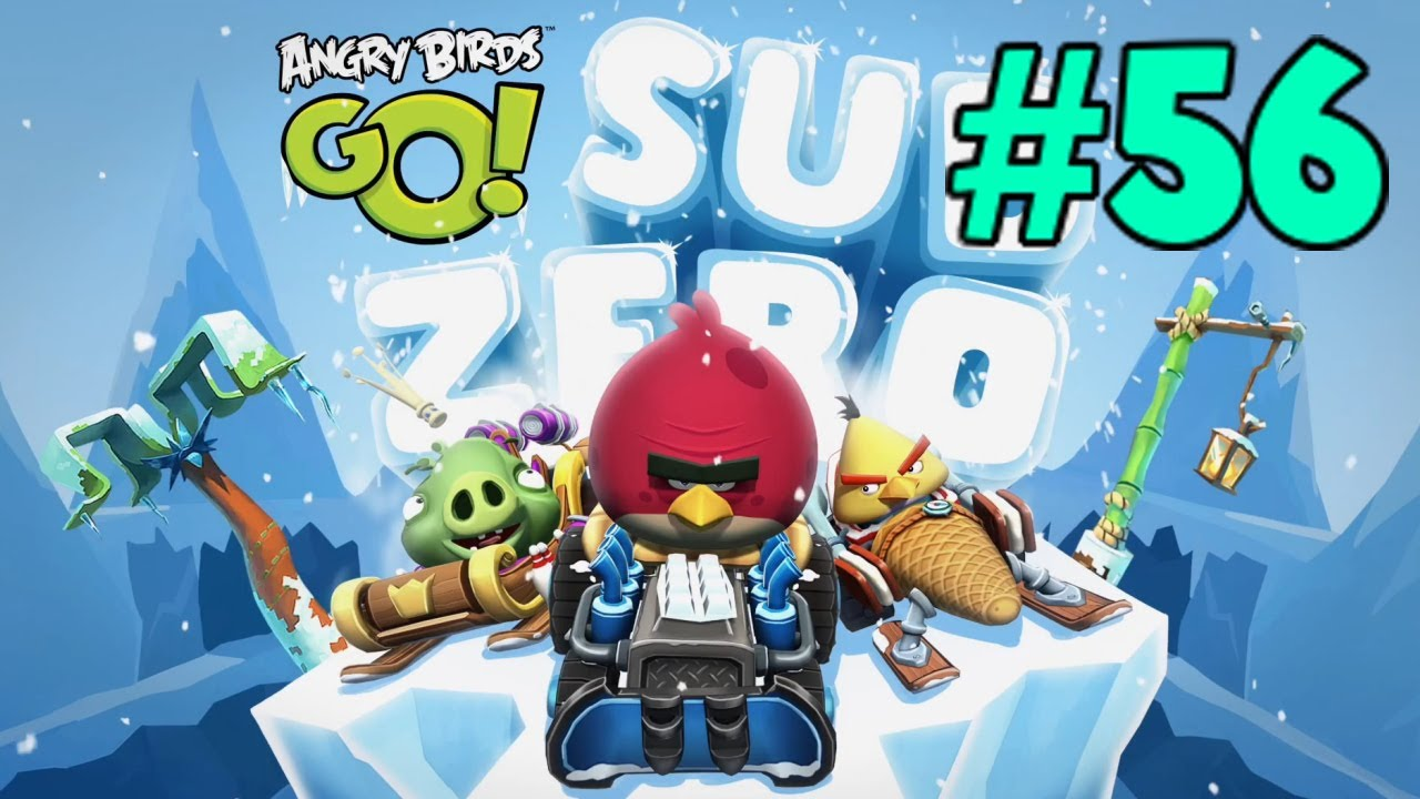 Angry Birds Go! - Gameplay Walkthrough: #56 - New Weekly Tournament! (1080p  HD) - YouTube