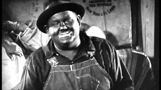 """Oliver Hardy (of Laurel and Hardy) sings """"Lazy Moon"""" and """"Shine On Harvest Moon"""""""