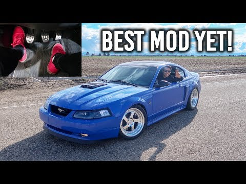 FASTER Throttle Response/Acceleration Times using ZIP-TIES! (99-04 Mustang)