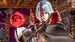 Bloodstained Ritual of the Night - Gebel (No-Damage) Boss Fight