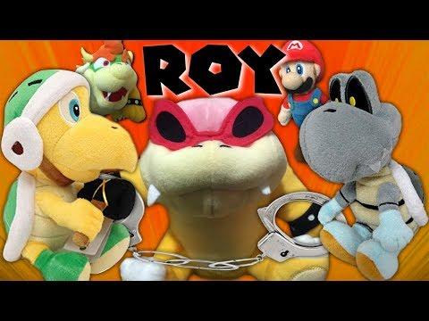 Crazy Mario Bros  Roy