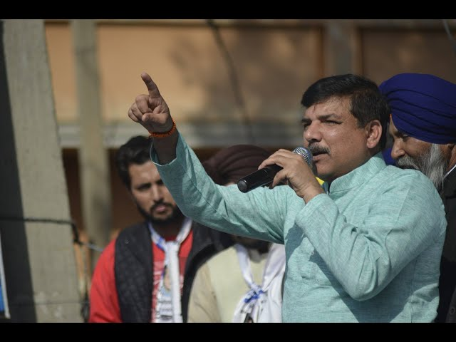 AAP represents the voice of common people via electoral proceedings: AAP MP Sanjay Singh (AKR Ep 45)