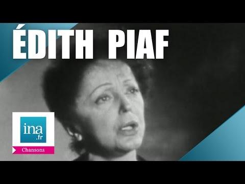 "Edith Piaf ""Mon Dieu"" | Archive INA"