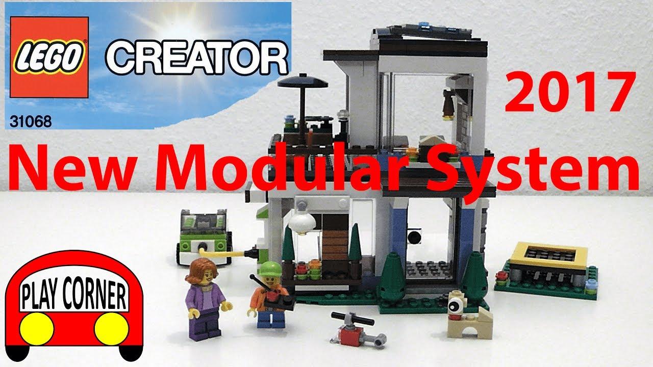 LEGO 31068 Modular Modern Home NEW Summer 2017 (Modernes Zuhause ...