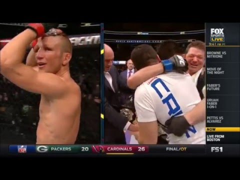 UFC FIGHT NIGHT 81: DILLASHAW VS CRUZ (Very best of)