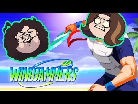 Windjammers - Game Grumps VS