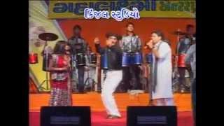 Gujarati Garba Songs - Patel Bhai America Jay - Album : Tahukar Bits Vol- 8