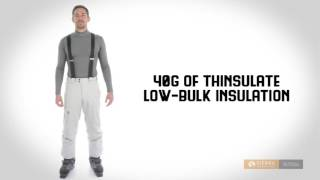 Ski Pants - Spyder Dare Thinsulate® Ski Pants - Waterproof, Insulated, Athletic Fit (For Men)