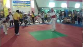 Gold Medal Taekwondo Contest By Pepo : Chonburi Championship 2013 Thailand.