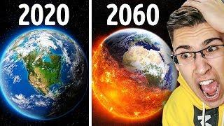 OVO ĆE SE DESITI U BUDUĆNOSTI!! *video iz 2060*