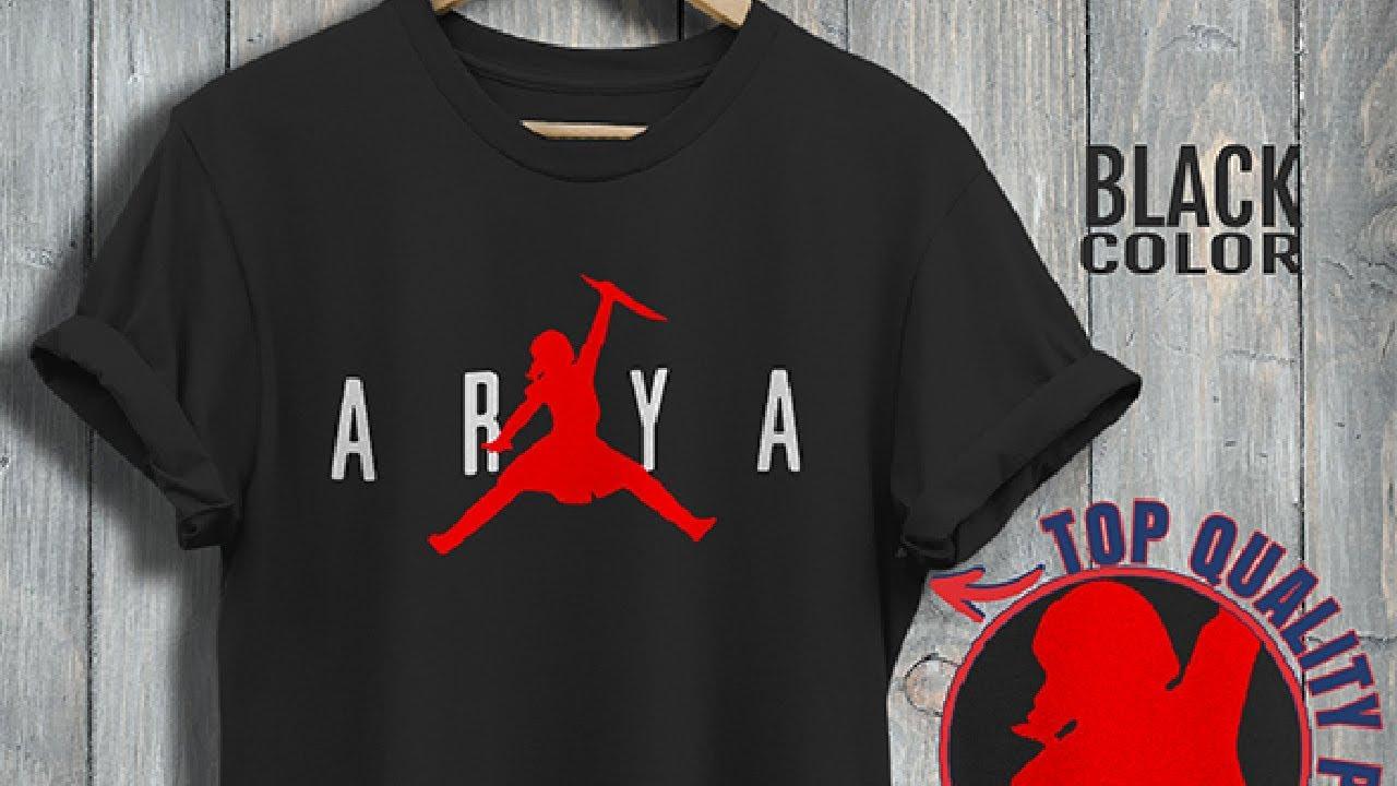 La forma encuesta pestaña  arya stark air jordan t shirt Sale,up to 61% Discounts