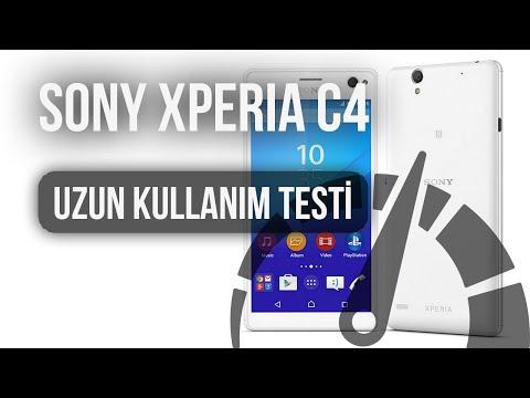 Sony Xperia C4 : Uzun Kullanım Testi