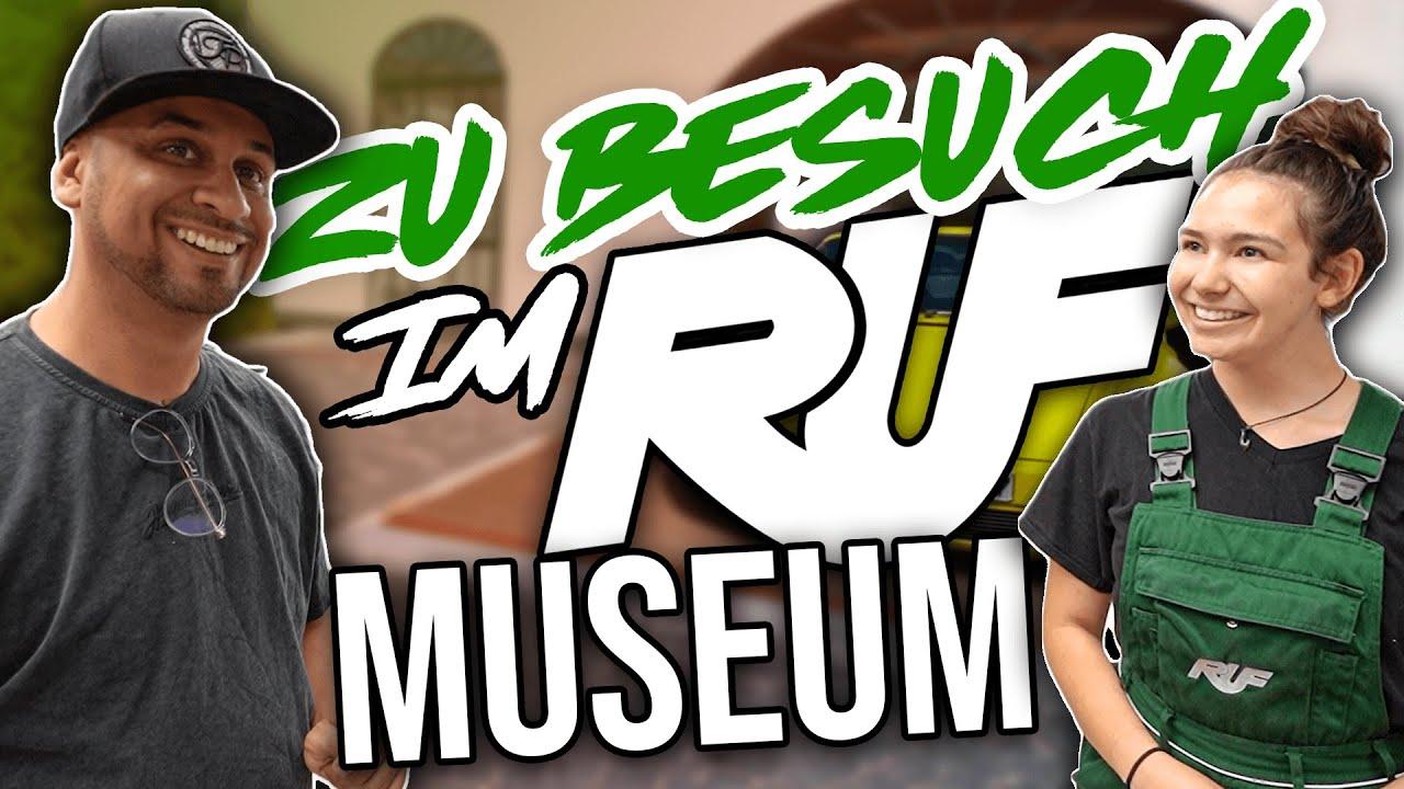 JP Performance - Zu Besuch im RUF Museum