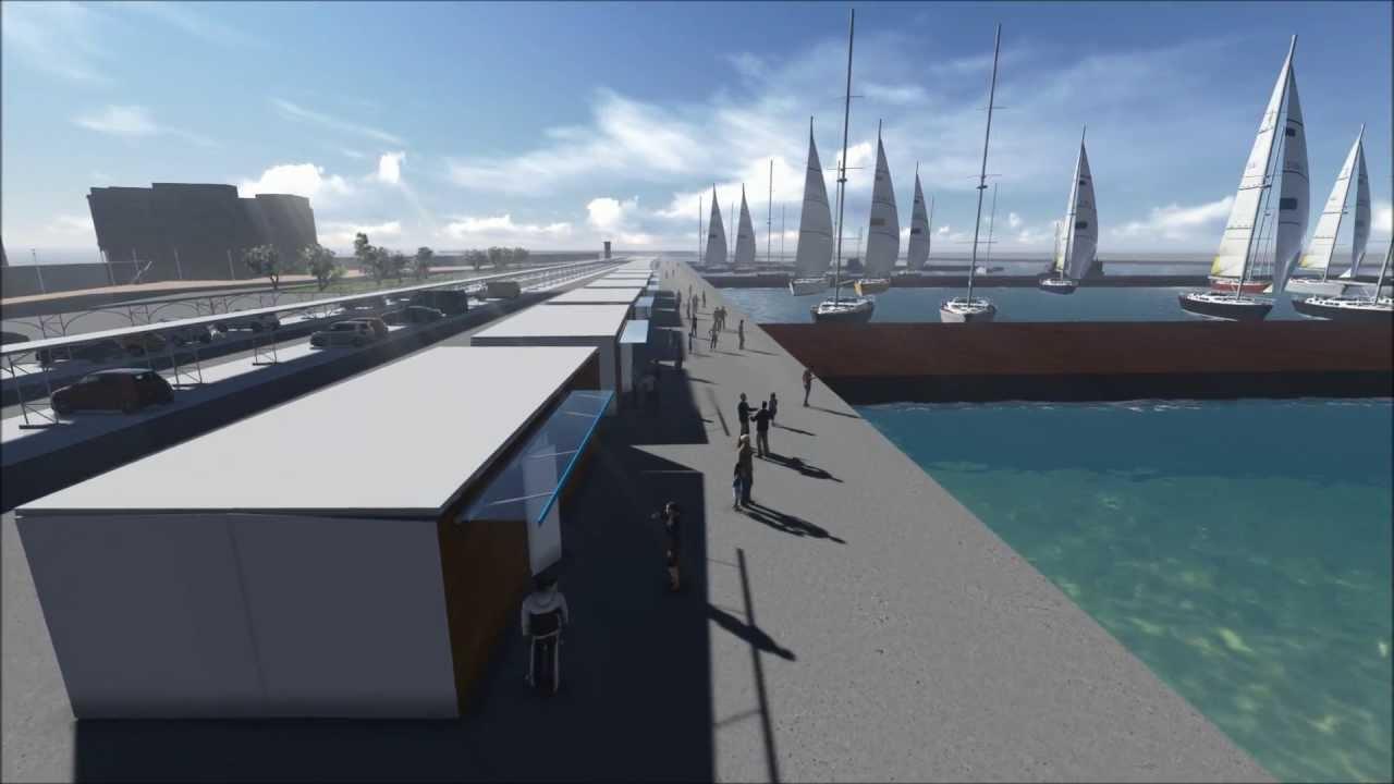 Monopolipress nuovo porto turistico di monopoli for Nuovo arredo monopoli
