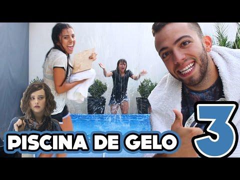 PISCINA DE GELO 3 (Quiz 13 Reasons Why)