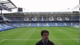 'Стэмфорд Бридж' во время матча Thumbnail