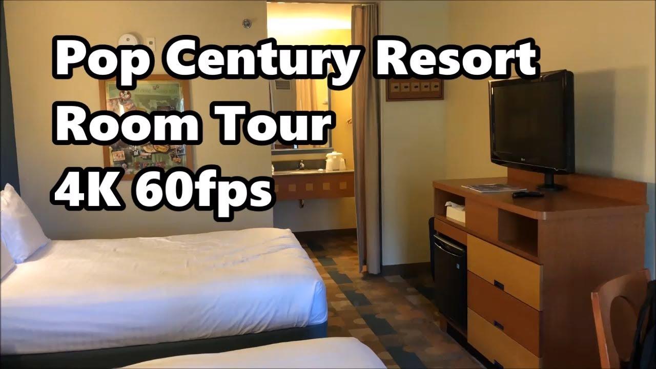Disneys pop century resort room tour 4k 60fps standard room disneys pop century resort room tour 4k 60fps standard room walt disney world publicscrutiny Images