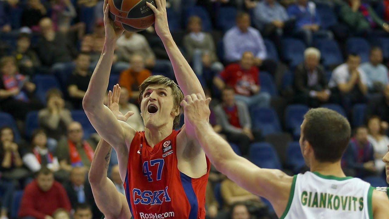 Cska Panathinaikos Hd: Highlights: CSKA Moscow-Panathinaikos Athens, Game 1