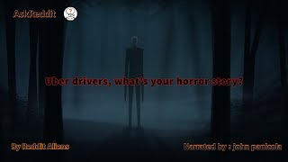 Uber drivers, what's your horror story?