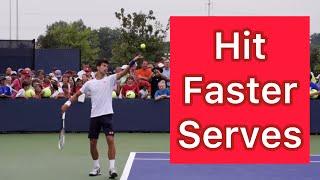 Novak Djokovic Serve | 3 Simple Tips