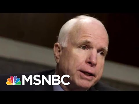 John McCain Has Been A Fighter His Entire Life | Morning Joe | MSNBC