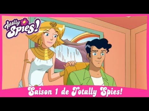 Épisode 12: Les Espionnes de la Silicon Valley | Totally Spies! Français