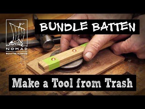 Bundle Batten - Make A Tool From Trash