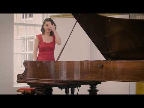 Sophiko Simsive speelt Schubert - Grachtenfestival
