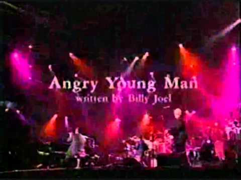 Billy Joel  Angry Young Man  Live in Tokio 1998