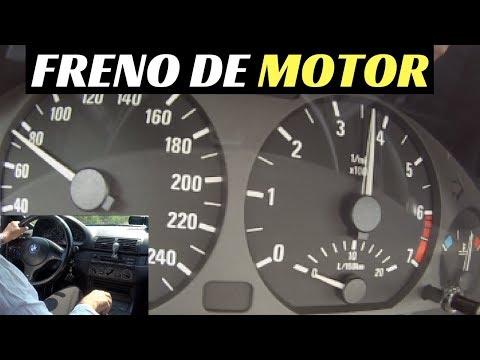 FRENO DE MOTOR qu es y como se aplica Velocidad Total Alejandro Torres