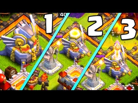 WHAT'S IT COST!? NEW EAGLE ARTILLERY DEFENSE! Clash of Clan Town Hall 11 Update #13!