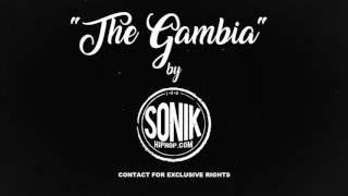 """The Gambia"" 2017 Hip Hop Rap Beat Instrumental [SonikHipHop.com]"