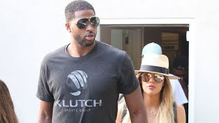 Tristan Thompson Asked When He's Going To Propose To Khloe Kardashian After Dinner At Benihana