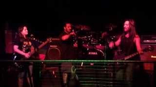Terror Rojo - Verde Violento (en vivo, Rituales Acéfalos)