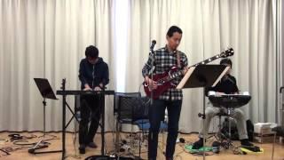 【YaiMO】20141214 スタジオ練習 WILD AMBITIONS YMOコピー