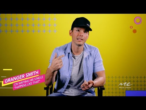 Granger Smith Says It Happens Like That