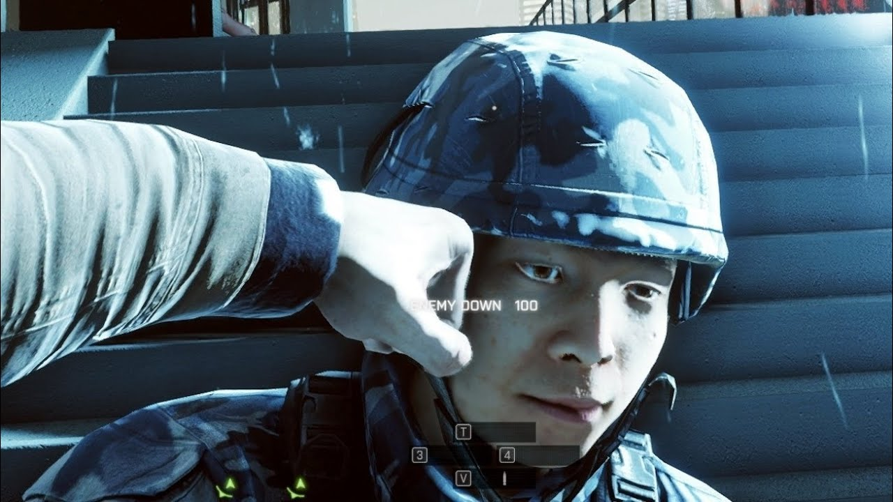 battlefield 4 campaign mission 2 shanghai pc ultra
